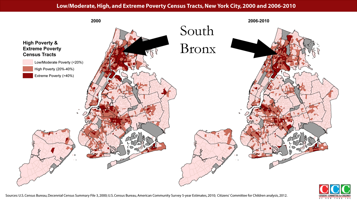 Towards The New City Fiat Finds A Use For The Poor - Nyc map by crime